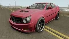 Albany Presidente GT GTA IV EFLC IVF для GTA San Andreas