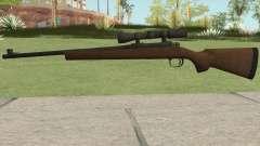 Sniper Rifle HQ для GTA San Andreas