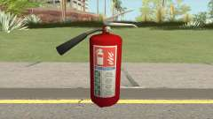 Fire Extinguisher HQ для GTA San Andreas