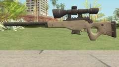Bolt Sniper (Fortnite) для GTA San Andreas