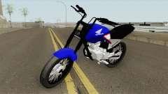 Honda Titan Stunt для GTA San Andreas