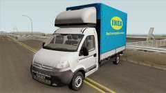 Opel Movano Ikea Transporter