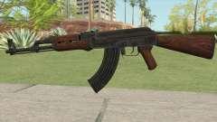 AK 47 HQ для GTA San Andreas