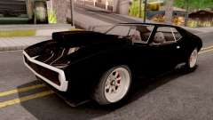 Schyster Deviant GTA V v2 IVF для GTA San Andreas