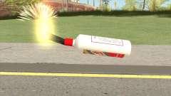 New Molotov Cocktail для GTA San Andreas