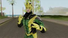 Electro From Marvel Ultimate Alliance 2 для GTA San Andreas
