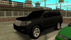 Toyota Land Cruiser 200 2009 Arab для GTA San Andreas