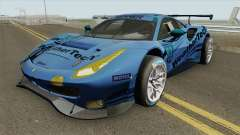 Ferrari 488 GT3 2018 для GTA San Andreas