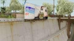 Kizuna AI Breakable Billboard для GTA San Andreas
