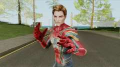Iron Spider Unmasked From Spiderman Unlimited для GTA San Andreas