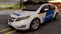 Chevrolet Volt Magyar Rendorseg