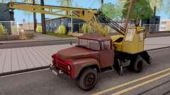 ЗиЛ-130 К25 для GTA San Andreas