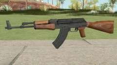 AK47 V1 (MGWP) для GTA San Andreas
