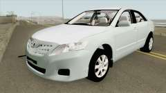 Toyota Camry 2011 HQ Saudi Drift для GTA San Andreas