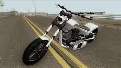 Liberty City Customs Avarus GTA V для GTA San Andreas