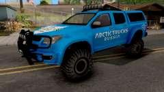 Chevrolet S10 Arctic Truck для GTA San Andreas