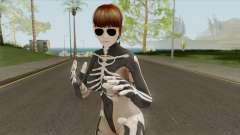 Mai Shiranui Halloween для GTA San Andreas