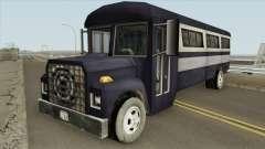Bus GTA III для GTA San Andreas