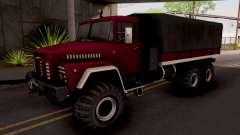 КрАЗ-260 для GTA San Andreas