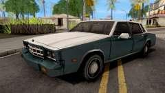 Declasse Tahoma 1983 для GTA San Andreas