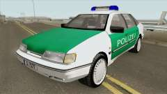 Ford Scorpio German Police для GTA San Andreas