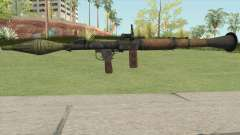 Rocket Launcher HQ для GTA San Andreas