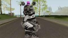 Fredbear Gray V1 для GTA San Andreas