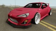 Toyota GT86 Rocket Bunny V1 для GTA San Andreas