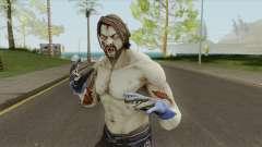 AJ Styles Zombie для GTA San Andreas