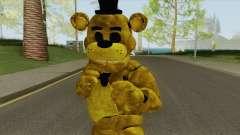 Golden Freddy V17 (FNaF) для GTA San Andreas
