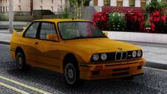 BMW M3 E30 Sport Evolution 1986 для GTA San Andreas