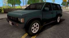 Annis Trailwilder 1992 для GTA San Andreas