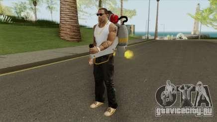 Jetpack (Fortnite) для GTA San Andreas
