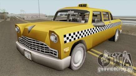 Cabbie GTA III для GTA San Andreas