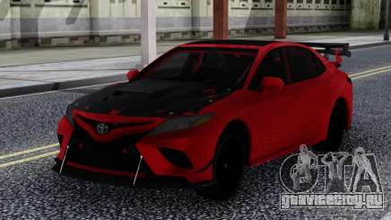 Toyota Camry Sport Red для GTA San Andreas