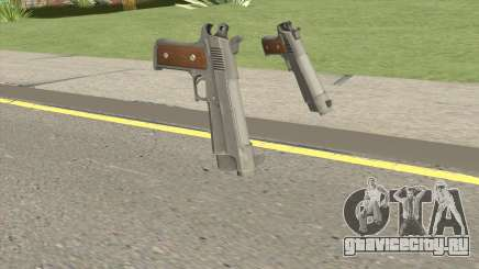Desert Eagle (Fortnite) для GTA San Andreas