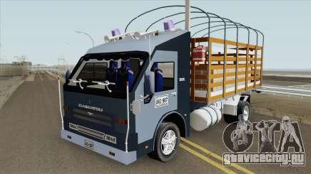 Daihatsu Delta Con Estacas Colombiano для GTA San Andreas