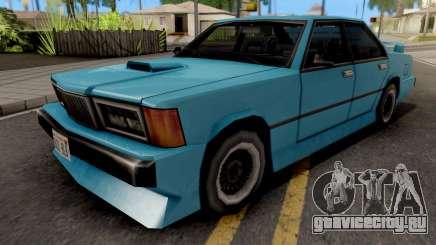 Sentinel XS from GTA VC для GTA San Andreas