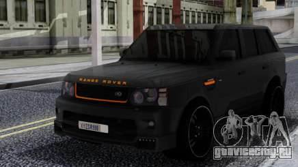 Land Rover Range Rover Sport 2012 Reload для GTA San Andreas