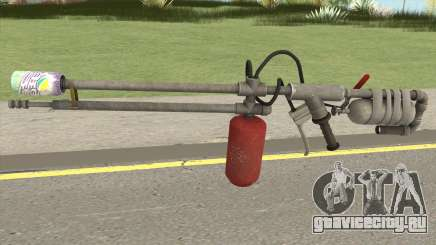 Flame Thrower для GTA San Andreas