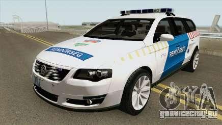 Volkswagen Passat Variant Magyar Rendorseg для GTA San Andreas