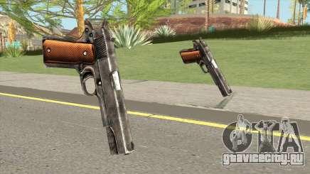 Colt 45 (Max Payne 3) для GTA San Andreas