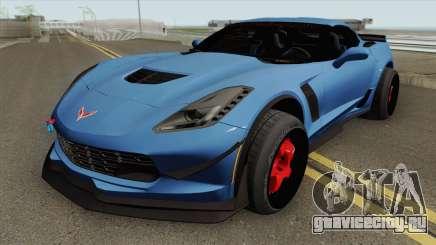 Chevrolet Corvette C7 Z06 для GTA San Andreas