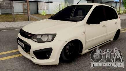 Lada Kalina 2 Sport для GTA San Andreas