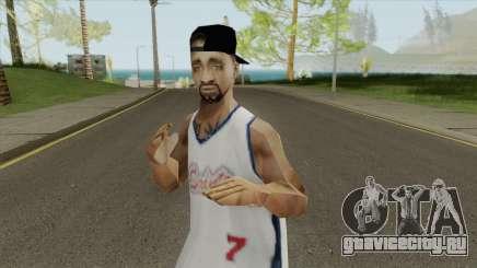 Jaquan Taylor для GTA San Andreas