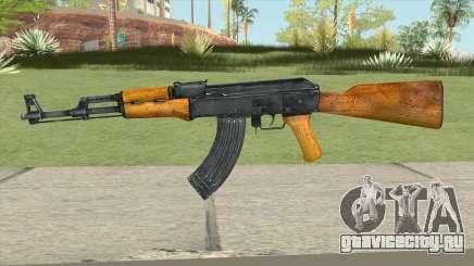 AK-47 (Max Payne 3) для GTA San Andreas