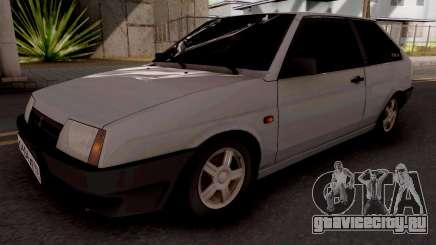 ВАЗ 2108 БПАН.РФ для GTA San Andreas