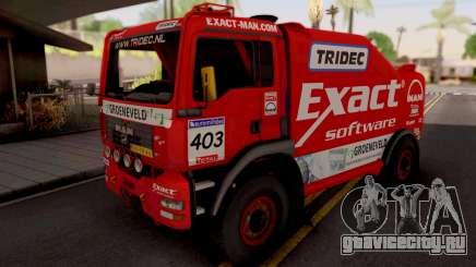 MAN TGA Dakar для GTA San Andreas