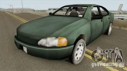 Kuruma GTA III для GTA San Andreas