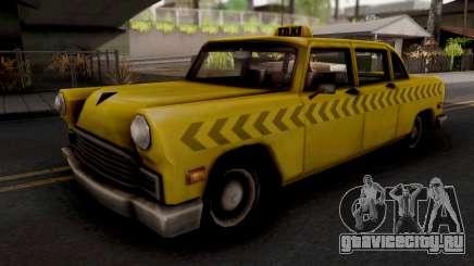 Cabbie GTA VC для GTA San Andreas